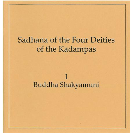 Four Kadampas: Shakyamuni