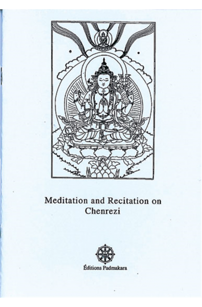 Meditation on Chenrezi