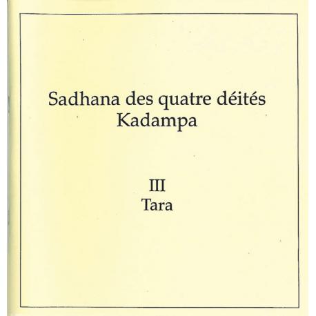 Quatre Kadampas: Tara