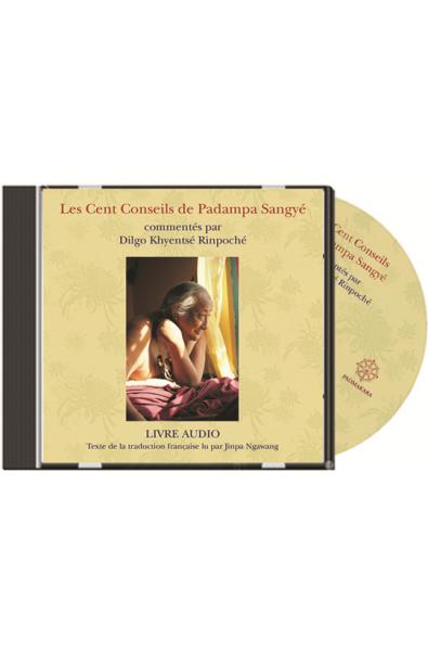 CD Cent Conseils de Padampa Sangyé - Livre Audio