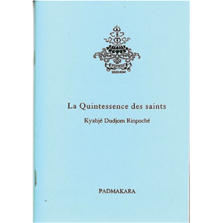 Quintessence des Saints