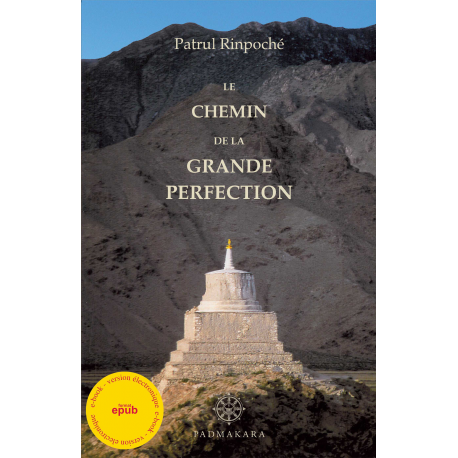 Chemin de la Grande Perfection - ebook - epub