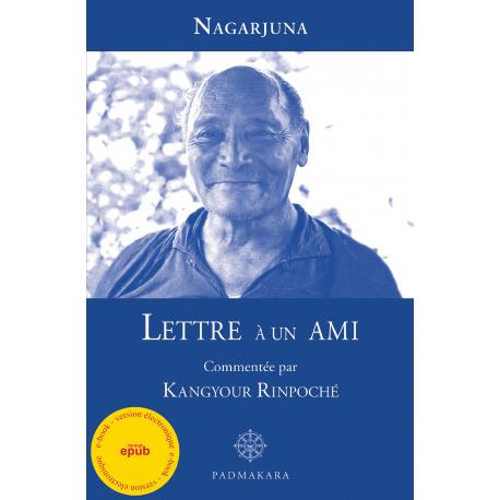Lettre à un Ami - ebook - format Epub