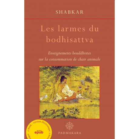 Larmes du Bodhisattva (Les) ebook - format epub
