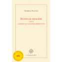 Notes de mémoire sur le Chemin de la Grande Perfection - ebook - epub