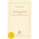 Notes de mémoire sur Le Chemin de la Grande Perfection - ebook - pdf