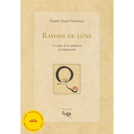 Rayons de lune - ebook - format epub