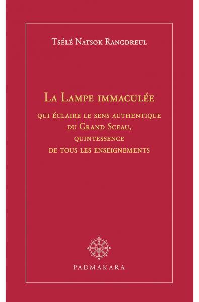 Lampe Immaculée