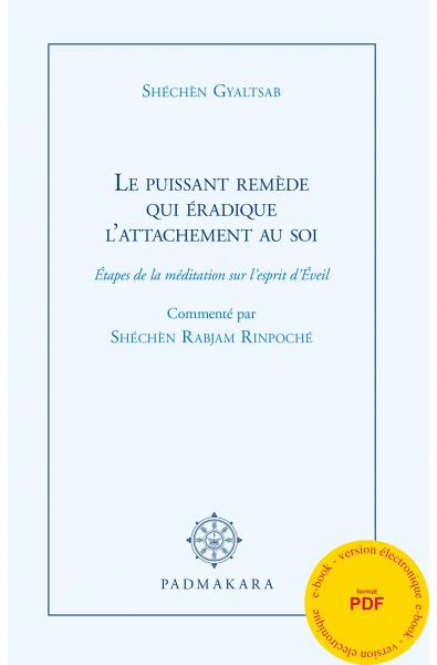 Le Puissant remède qui éradique l'attachement au soi - ebook - pdf