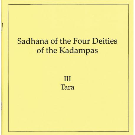Four Kadampas: Tara