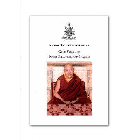 Kyabjé Trulshik Rinpoché Guru Yoga et autres prières (FR)