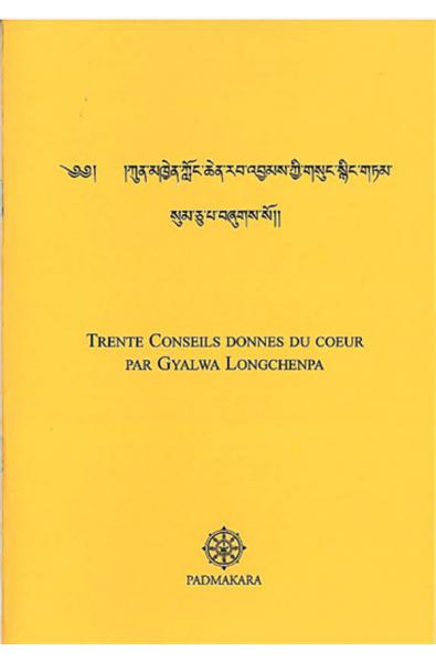 Trente Conseils du Coeur