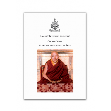 Kyabjé Trulshik Rinpoché Guru Yoga et autres prières - ebook pdf