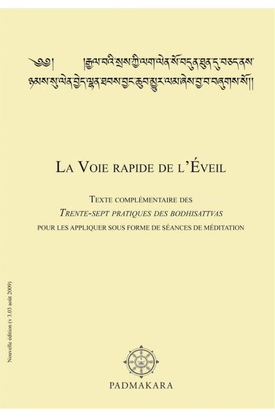 Voie rapide de l'Eveil - ebook pdf