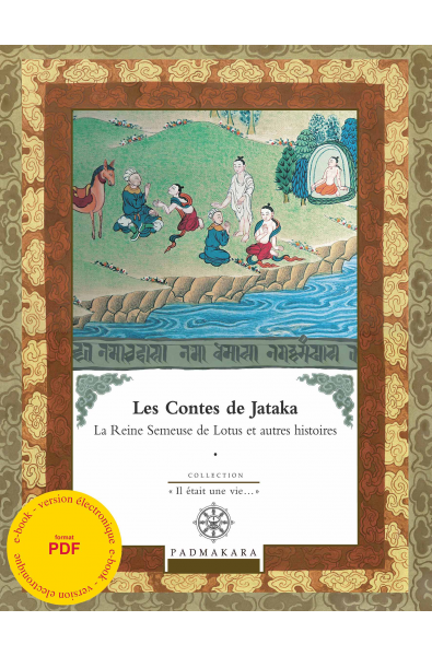Contes de Jataka 4 - ebook - format pdf