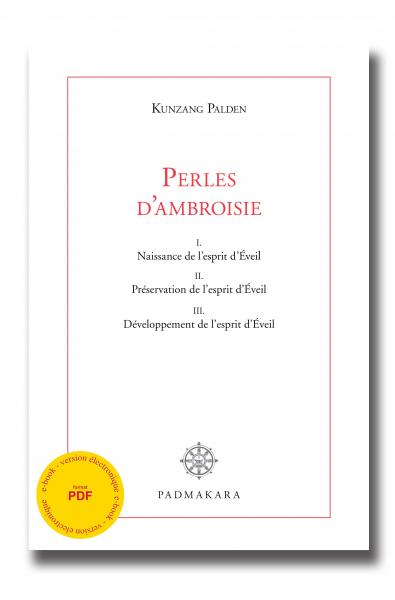 Perles d'Ambroisie - ebook - format pdf