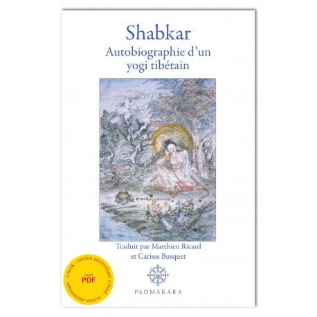 SHABKAR, (ebook - pdf) autobiographie d'un yogi tibétain