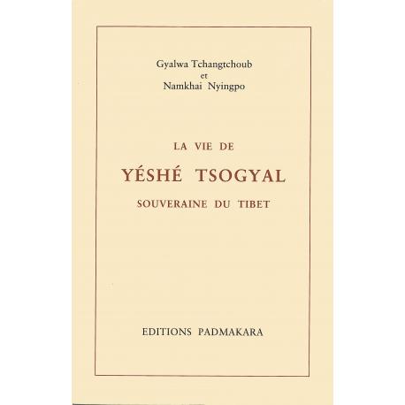 Vie de Yeshé Tsogyal (La)