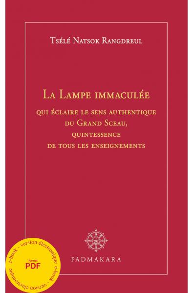 Lampe Immaculée - ebook - pdf