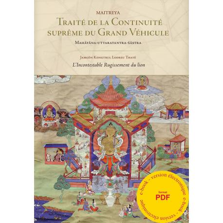 Traité de la Continuité surprême du Grand Véhicule