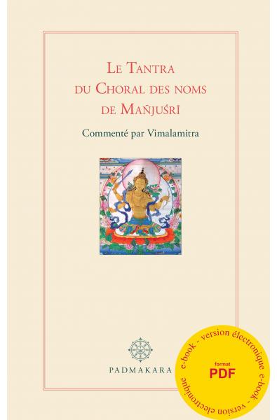 Tantra du Choral des noms de Manjushri